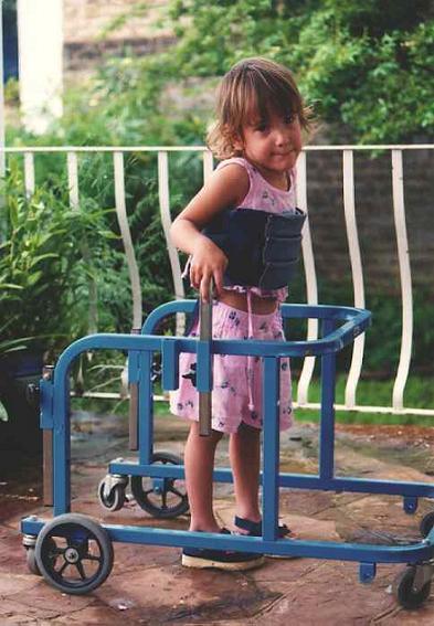 mission walk cerebral palsy